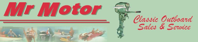 Mr Motor - Classic Outboards